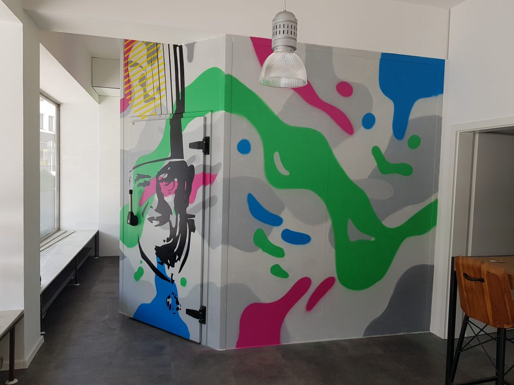 butterboys woidstyle graffiti streetart werbetechnik
